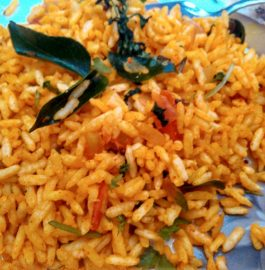 Vagrani/Susheela - Puffed Rice Poha Recipe