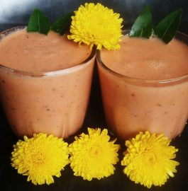 Orange Carrot Smoothie Recipe