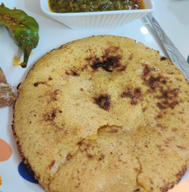 Makki ki Roti | Makke Ki Roti Recipe