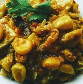 Corn Paneer - Protein Rich Curry Recipe