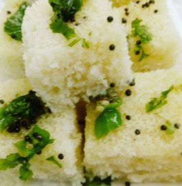 Sooji Dhokla - Yummy Breakfast Recipe