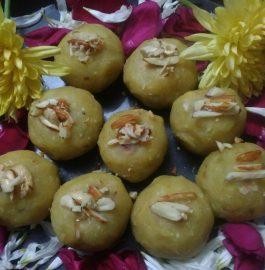 Shakarkandi Ladoo recipe