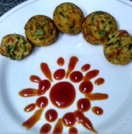 Carrot Spinach Oats Appam Recipe