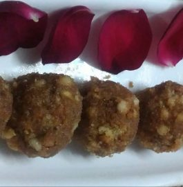 Oats Gond Ladoo Recipe