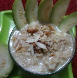 Guava Kheer Recipe