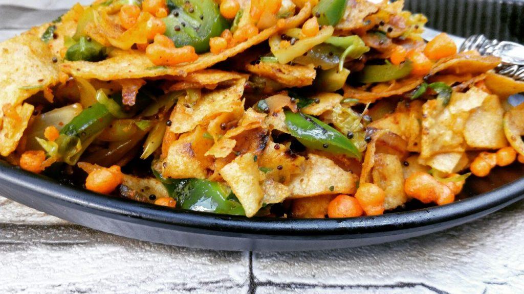 Leftover Roti Noodles Recipe