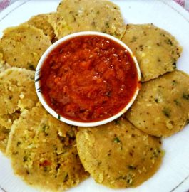 Oats Veggie Idli Recipe