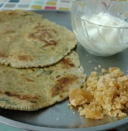 Jowar Bajra Rotla Recipe