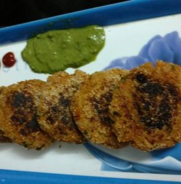 Soya Cutlets Recipe