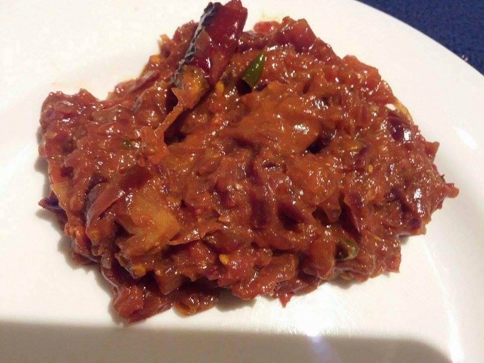 Onion Tomato Curry Recipe