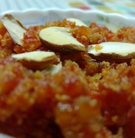 Carrot Bottle Gourd Halwa Recipe