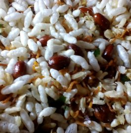 Puffed Rice Namkeen Recipe