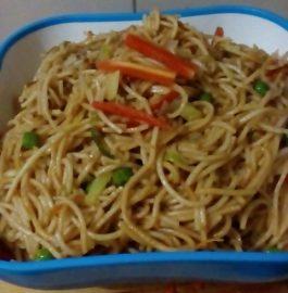Veggie Noodles Recipe