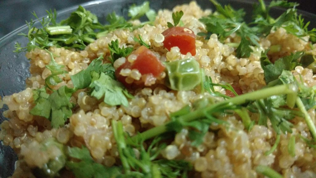 Quinoa Pulao Recipe