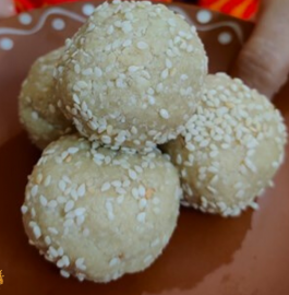 Til Ke Ladoo Recipe