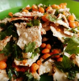 Masala Papad Choor Recipe