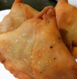 Punjabi Samosa - Delicious Tea Time Snack
