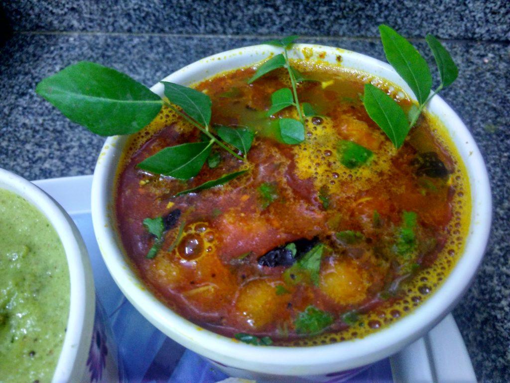 Veggie Sambhar Recipe