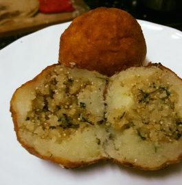 Sweet Aloo Kachori - Delicious Snacks