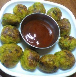Murmure Aloo Tikkis - Tasty Snack