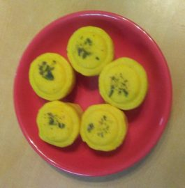 Basanti Peda - Yummy Recipe