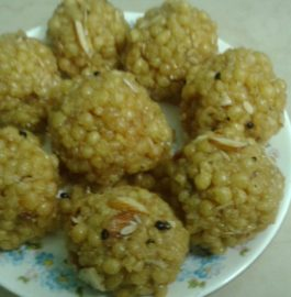 5 minute Laddoos - Quick and Yum Dessert