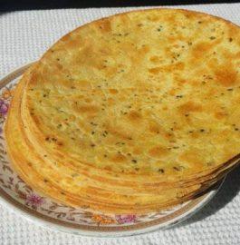 Besan Taraga - Crispy and Yum!