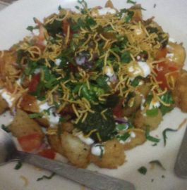Idli Chaat : A Delicious Indian Snack !