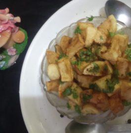 Potato Chaat - Yummy Snacks