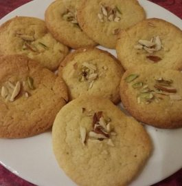 Naankhatai - Instant Homemade Cookies