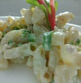 Yogurt Macaroni Salad - Delicious Recipe