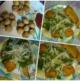 Ladoo Karare - Tasty Snack