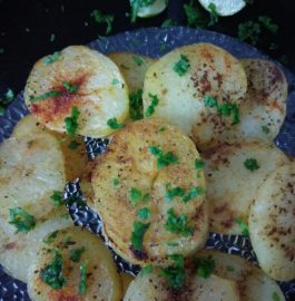 Vrat Wali Aloo Chaat - Tasty Snacks!
