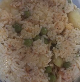 Pulao (No Onion/No Garlic) - Tasty Meal