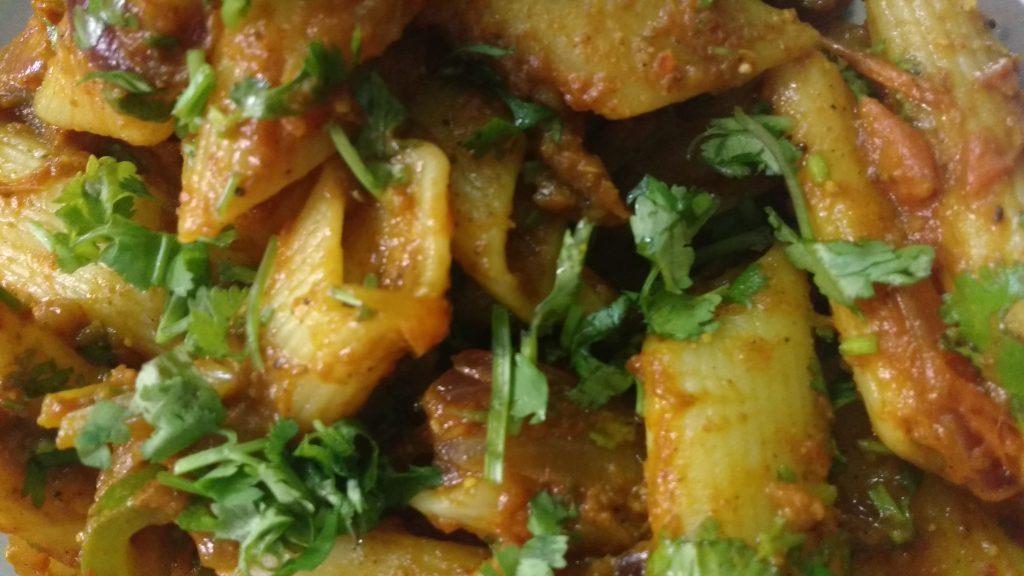 Vegetable Pasta - Yummy Snacks