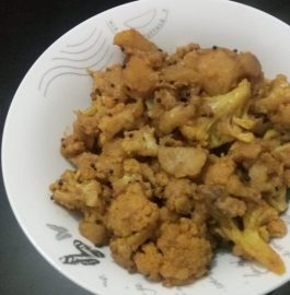 Aloo Gobhi Curry - Quick And Easy