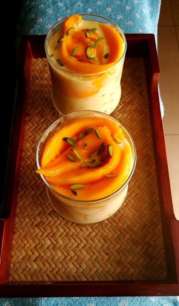 Mango Cream - Delicious Recipe