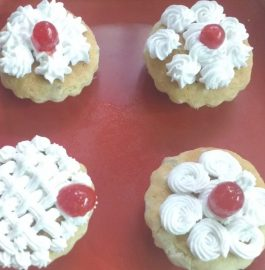 Vanilla Muffins - Kids Favorite!