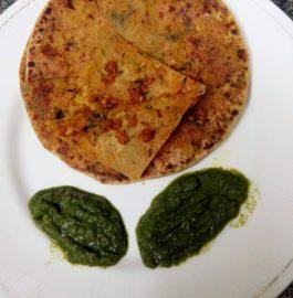 Khasta Mogar Paratha - Tasty Breakfast
