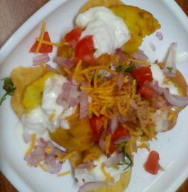 Pakodi Chaat - Spicy Snacks
