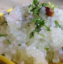 Sabudana Khichdi - Fasting Special!