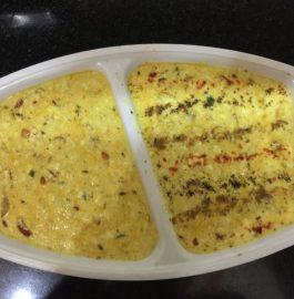Chitt ( Dahi Tadka) - Punjab Special