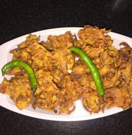 Kanda Bhajia - Delicious Snack