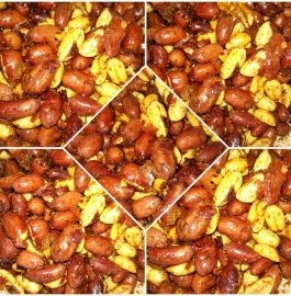 Chatpati Moongfali - Quick Snacks