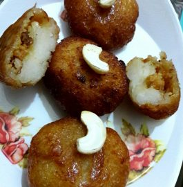 Shahi Bread Malpua - Instant Dessert