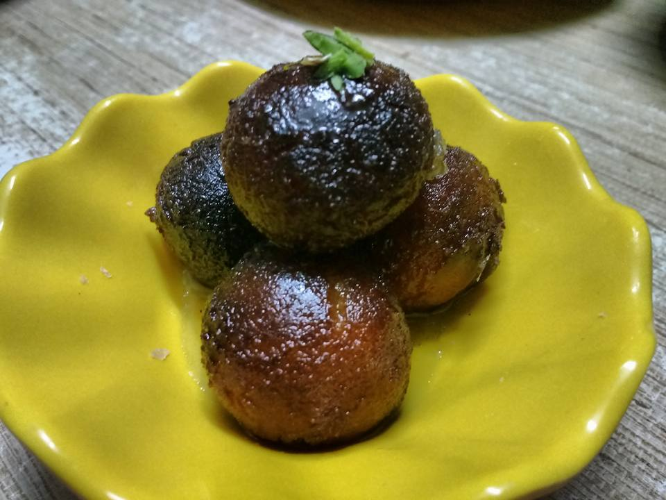 Milk Powder K Gulab Jamun - Yummy!