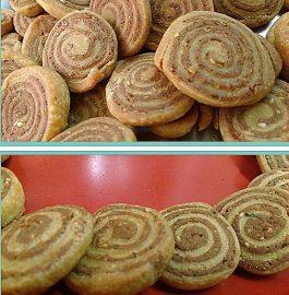 Bhakarwadi - Maharashtra's Special Snack!!