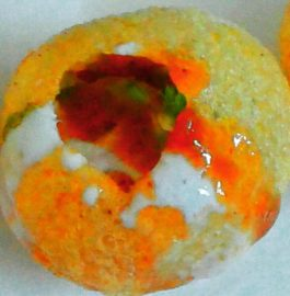 Chaat Poori Recipe