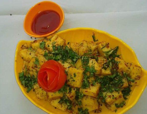 Masala Thopa - Delicious Breakfast!