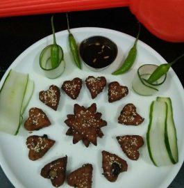 Falahari Dil Pakode - Fasting Special!